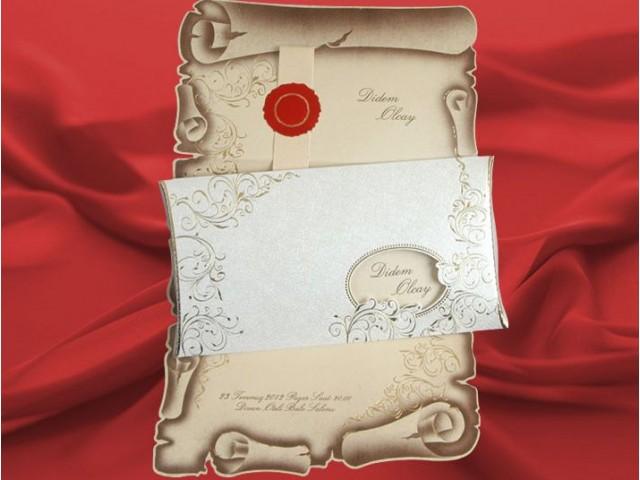 Invitatii de nunta P1763