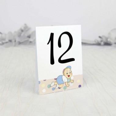 Numere masa de botez 1209