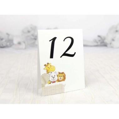 Numere masa de botez 1515