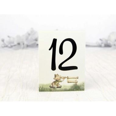 Numere masa de botez 2110