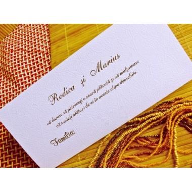 Plic de bani de nunta 30229